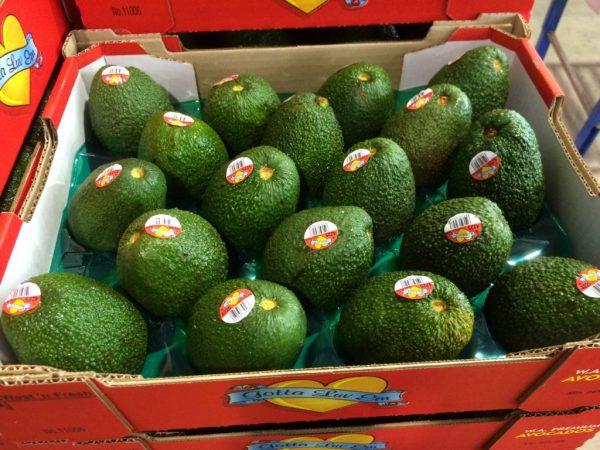 Fruit & Vegetable Labelling