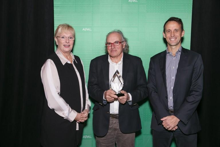 Board Member Wins National Award